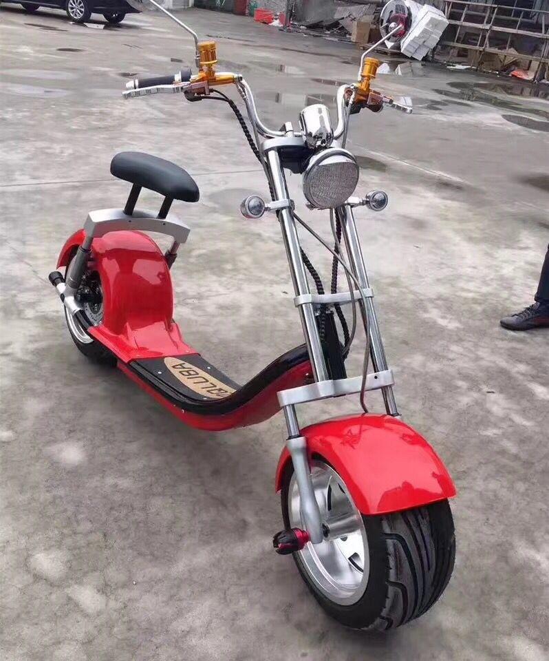 2018 battey Shock Absorber ebike 1200w Electric Scooter 2 wheel high power electric scooter gyroscooter