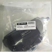 Motor with Cover for WELDY EX3 3400W Handheld Plastic Extrusion Welding Machine kit Hot Air Plastic Welder Gun 114.753
