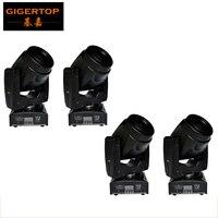 Freeshipping 4 Unit 60W Mini Led Moving Head Light Small Mounting Size Gobo Color Wheel LED