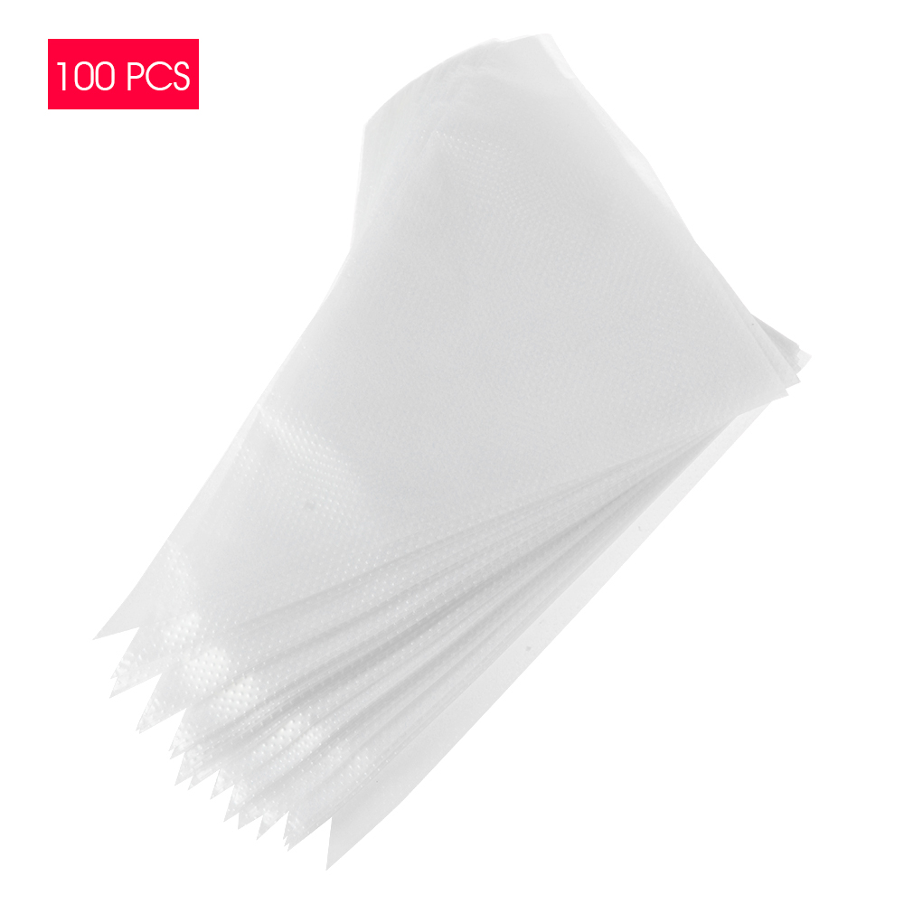 Pastry-Bags Cream-Tip Icing-Bags Cupcake Disposable 100pcs For Confectionery Cake-Decorative-Tool