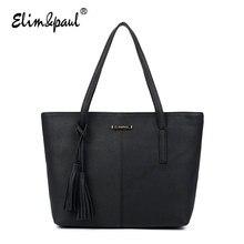 ELIM&PAUL Women Handbags Women Luxury Crossbody Bags For Women Famous Brand Tote Bolsos Feminina Women Retro Shoulder Bags 8105