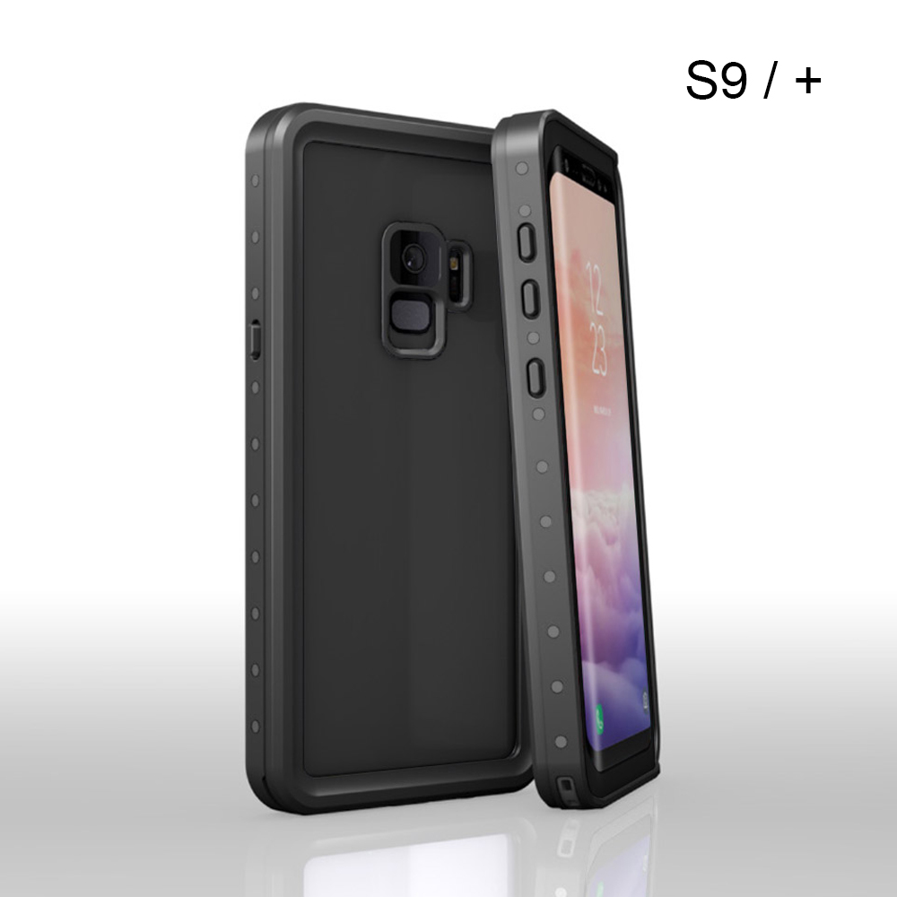 For samsung S9 Sealed diving shatter resistant outdoor