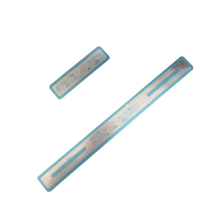 Image 5 - for Renault Megane 2012 2014 2015 2016 2017 2018 Door Sill Scuff Plate Pedal Strip Stainless Steel Trim Car Styling Accessories-in Car Stickers from Automobiles & Motorcycles