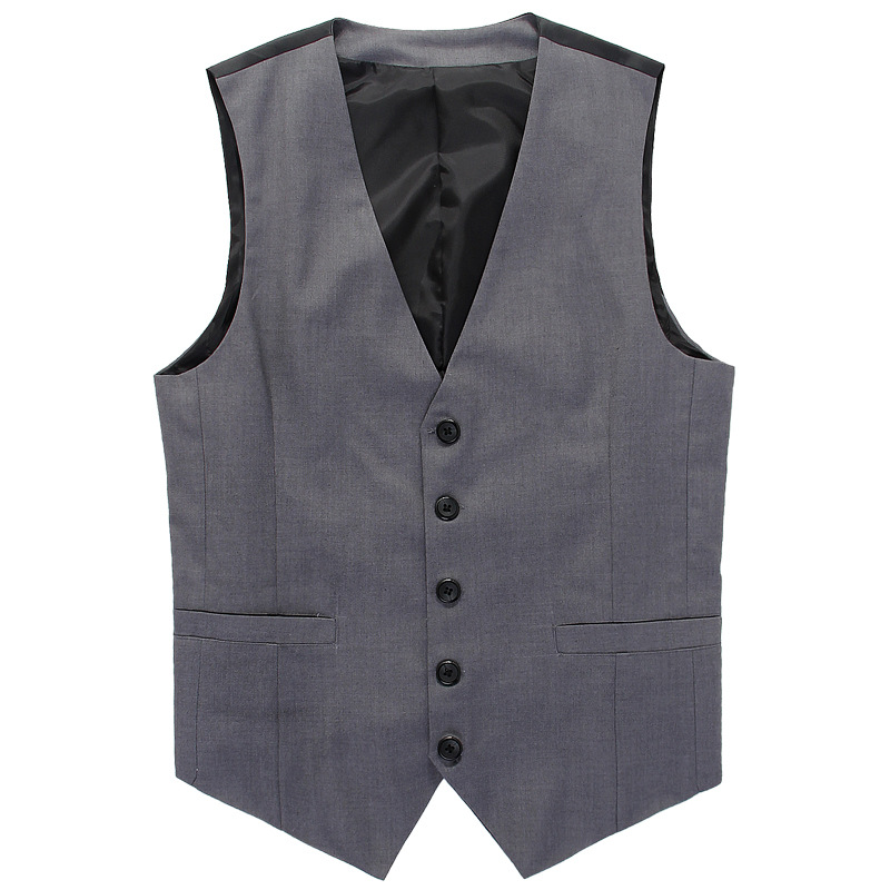 Men's Fashion Suit Vest High-end Business Casual | bend it like Beckham 3