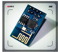 Free shipping   ESP8266 serial port WIFI Wireless module WIF transceiver wireless module ESP-01