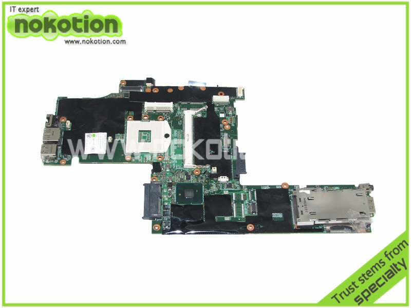 FRU 75Y4066 For LenovoThinkpad T410 motherboard QM57 DDR3 14 Inch Screen Mainboard