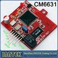 7 pin CM6631 USB модуль CM6631A USB Sub карты для TDA1541 AK4399 ЦАП