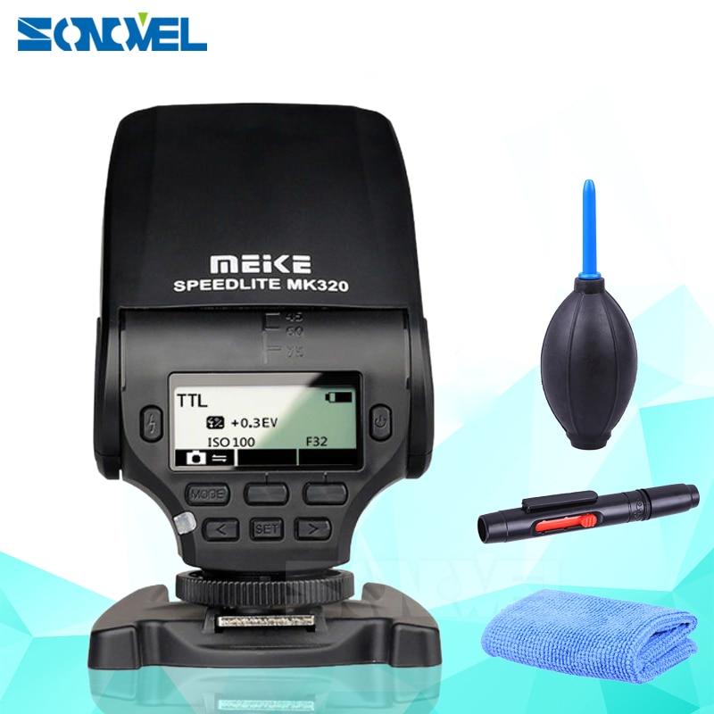 Meike MK-320 GN32 TTL Hot Shoe Flash Speedlite for Fujifilm X100T X100S X30 X20 X-E1 X-E2 X-A1 X-T1 X-Pro1 X100 X10 X-S1 X-M1 затвор jjc jm r x t1 x e2 x m1 x a1 xq1 s1