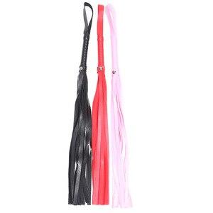 Image 4 - 2020 סקסי הלבשה תחתונה חם ארוטי פטיש הלקאה BDSM Bondage מלקה למבוגרים Babydoll משחקי שוט Muply מין זוגות SM משחקי תחפושות