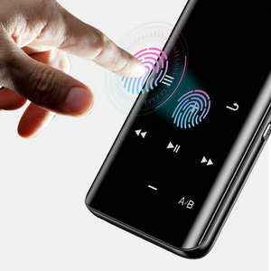 Best-seller HIFI MP4 Player LCD Screen Bluetooth 4.2 Lossless Music Mini MP3 Portable Audio Players FM Radio E-book Video(China)