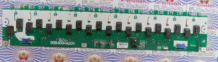 ФОТО original SSB400HA20V lcd inverter board