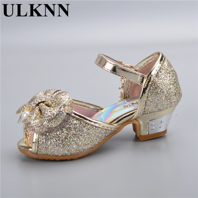 Childrens Shoes Crystal Bow Shiny High Heels Princess Shoes Hot Sale New Girls Fish Mouth Sandals high heel shoes for childrenChildrens Shoes Crystal Bow Shiny High Heels Princess Shoes Hot Sale New Girls Fish Mouth Sandals high heel shoes for children