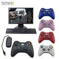 Voor Xbox 360 2.4G Draadloze Controller Computer Met PC Ontvanger Draadloze Gamepad Remote Voor Microsoft Xbox360 Joystick Controle