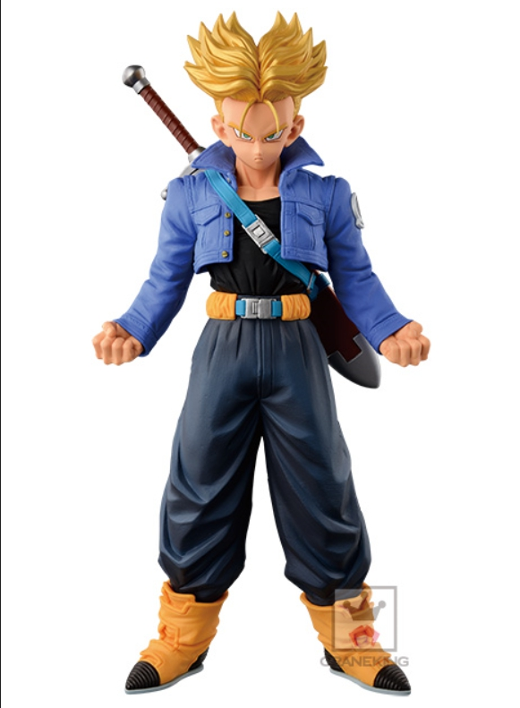 Dragon Ball Z Sagas Dragon Ball EX Super Saiyan SonGoku fils Goku troncs radis Kakarotto 24 CM PVC figurine modèle enfants cadeau