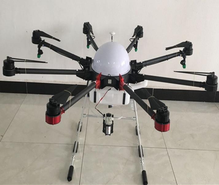 8-axis 10KG protección agrícola agricultura Drone multieje - Juguetes con control remoto