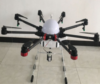 8 Axis 10KG Agricultural Protection Drone Multi Axis Agricultural Agricultural Protection UAV For Sprinkle Pesticides