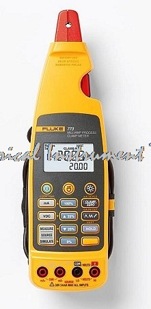 Fast arrival Fluke F771/772/773 Resolution 0.01mA to 20mA signals measurement & Output Loop Milliamp PROCESS Clamp Meter