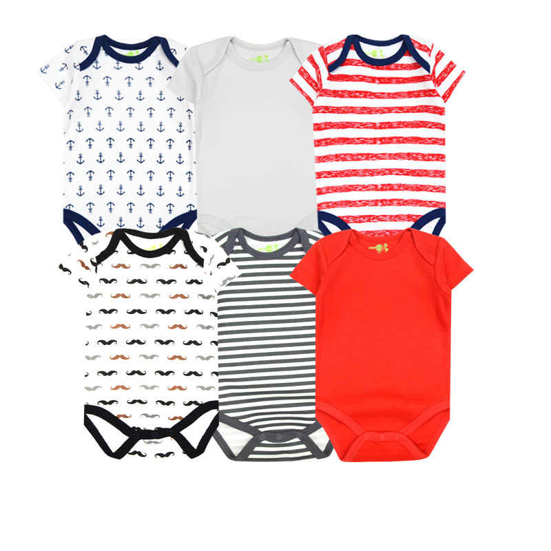 7744da686 Detail Feedback Questions about Near Cutest 6pcs lot BABY BODYSUITS ...