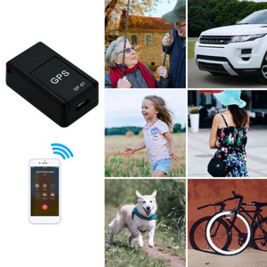 Image 5 - سيارة ميني جهاز تحديد المواقع بالعربات المسنين الأطفال كلب الحقيقي الوقت GPS المواقع تتبع سجل مكافحة سرقة