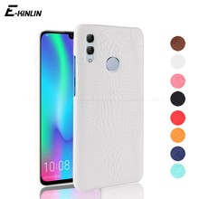 Snake Crocodile Skin Leather Case For Huawei Y9 Y7 Pro Prime Y6 Y5 III Y3 2019 2018 2017 Back Cover Phone Protective Hard Shell(China)