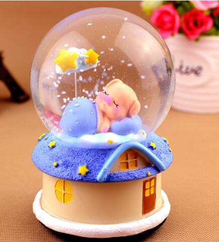 488 Zmrui Birthday Girl Bestie Creative Boys Send His Girlfriend To Children Romantic Gift Of Friendship In Music Boxes From Home