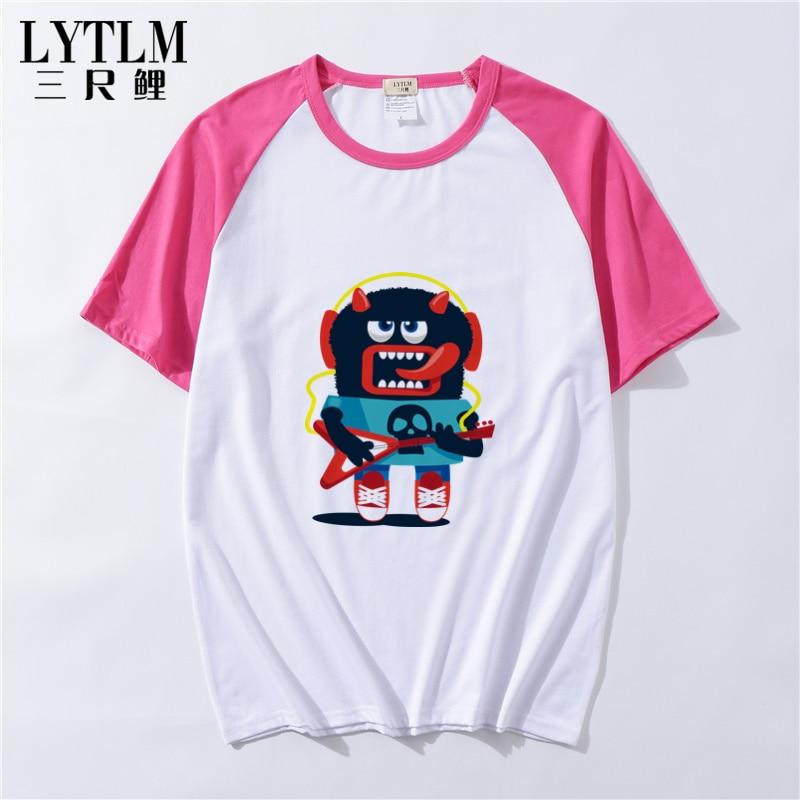 LYTLM Mens Hip Hop Tees Streetwear Summer Skateboard Tee Boy Skate Tshirt Tops Summer Style Short Sleeve Men Male Tee Shirts