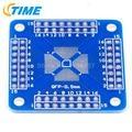 5 PCS QFP32/44/64 Quadro de SMD para DIP 0.5mm 0.8mm Pin Pitch Adaptador Adaptor Converter