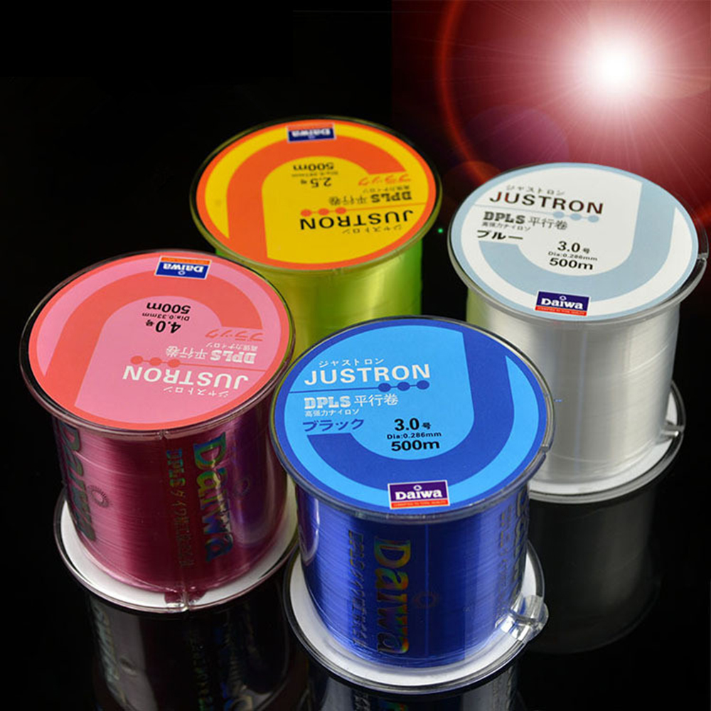 Online buy wholesale colored monofilament from china for Colored fishing line