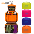 travel waterproof portable toiletry bag women cosmetic organizer pouch hanging wash bags makeup bag professional HZB-009