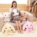 Mochilas Crianças Mochila Brinquedo do coelho de Coelho Crianças Saco Bonito Dos Desenhos Animados Saco Do Brinquedo para Meninas Japonês Da Menina de Algodão de Pelúcia de Presente de Aniversário