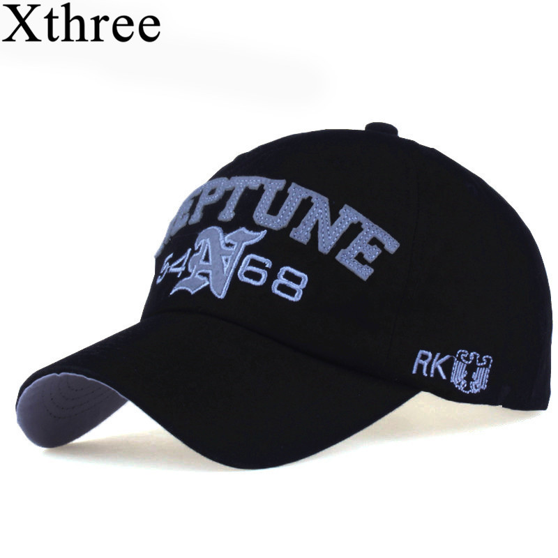 Xthree fashion baseball cap summer snapback hat letter embroidery casquette Hat for men women cap wholesale xthree fashion baseball cap summer snapback hat letter embroidery casquette hat for men women cap wholesale