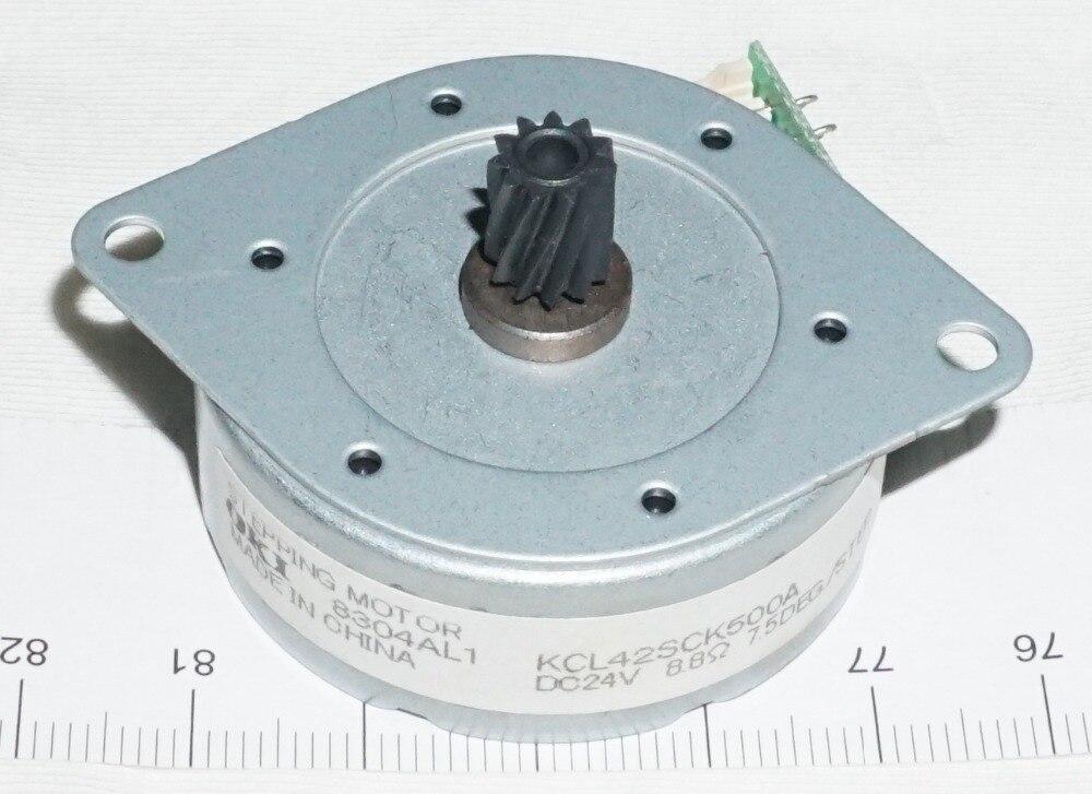 New Original Kyocera 302HL44020 MOTOR FUSER for:FS-C5100DN C5200DN new original fk3130 fuser unit for kyocera fs3900dn fs 4000dn 120 volt
