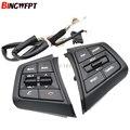 Кнопки управления рулем дистанционного круиз управления Bluetooth кнопка с проводом для Hyundai ix25 (creta) 1.6L