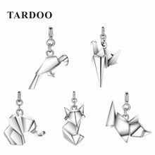 Tardoo Popular 925 Sterling Silver DIY Pendants for Women Statement Cute Animal Pendants Brand Fine Jewelry New Year Gifts