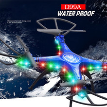 High Quqlity SHENGKAI D99A RC Quadcopter Drone WIFI FPV 2MP Camera 2.4G 4CH 6Axis Waterproof Gift For Children Toys Wholesale