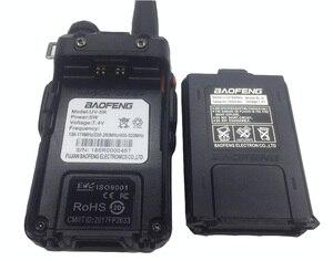 Image 3 - Mới nhất nâng cấp bộ đàm Baofeng UV 5R với 3 Băng Tần 136 174 MHz/200 260 MHz/400 520 MHz Di Động Bộ đàm hàm Đài Phát Thanh CB Giao Tiếp