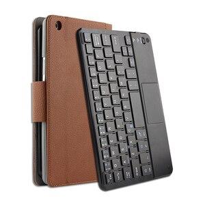 Image 1 - מקרה עבור Huawei MediaPad M5 8.4 מקרה SHT W09 SHT AL09 לוח מגנטי להסרה ABS Bluetooth מקלדת Case כיסוי