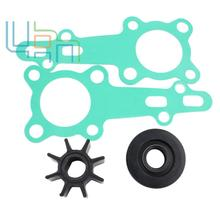New Water Pump Impeller Service Kit for Honda BF8A  06192-881-C00 18-3279 b351 21 impeller fit lp200 wp200 50hz