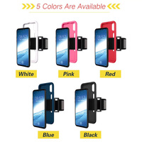 For IPhone X Armband Case Running Sports Arm Band Silicone Case Phone Bag Card Holder Slot