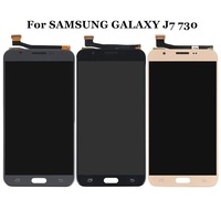 For SAMSUNG GALAXY J7 Pro 2017 LCD J730 J730F SM J730F Display Touch Screen Digitizer Replacement