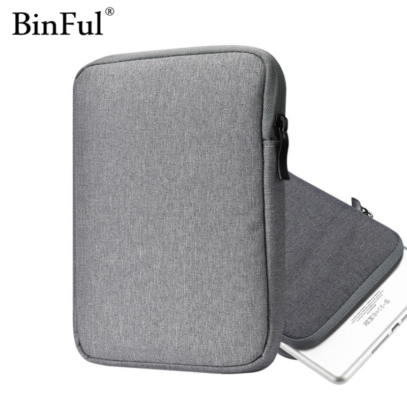 Binful Shockproof Tablet Sleeve Bag Pouch Case For New iPad Pro 10.5 9.7 Air 2 Case 2017 Unisex Liner Sleeve Cover For iPad 2018 цена
