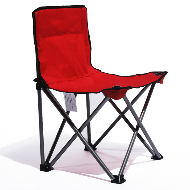 High Quality Sun Loungers Outdoor Fishing Chair Camping Folding Easy Beach Chair Adjustable Breathable Balcony Furniture