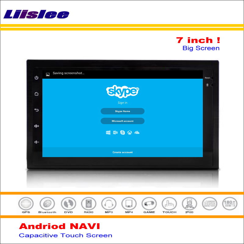 Excellent Liislee Car Android GPS NAVI Navigation System For Nissan Juke 2010~2013 Radio Audio Stereo Multimedia Video ( No DVD Player ) 3