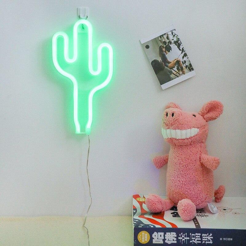 Lâmpadas de néon e tubos