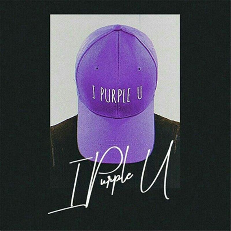 BTS Bangtan Boys V I Purple You Baseball Cap Adjustable Snapback for Boy /& Girl