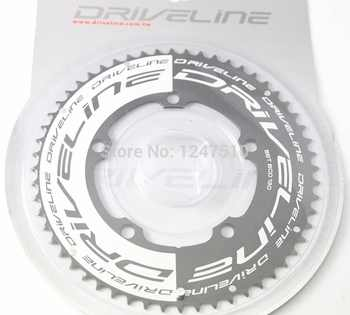 DRIVELINE chainring 130 BCD Time Trial road bike TT aero style 53/55/56/58T gear wheel bicycle