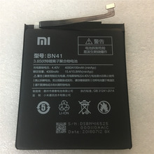 2018 новый оригинальный Настоящее 4100 мАч BN41 батарея для Xiaomi Redmi Note 4 MTK Helio X20/Note 4X Pro MTK Helio X20