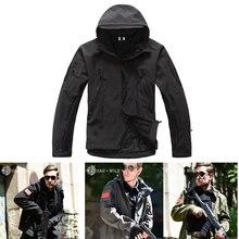 TAD мягкая оболочка тактическая куртка для улицы водонепроницаемая ветрозащитная спортивная куртка Военная охотничья одежда для пешего туризма кемпинга ветровка