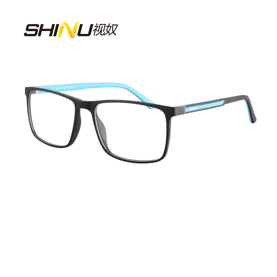 267740d5eb UV400 Anti Blue Light Computer Glasses Game Goggle Antifatigue Eyeglasses  Women Men TR90 Optical Eyewear Spectacles-in Eyewear Frames from Apparel ...