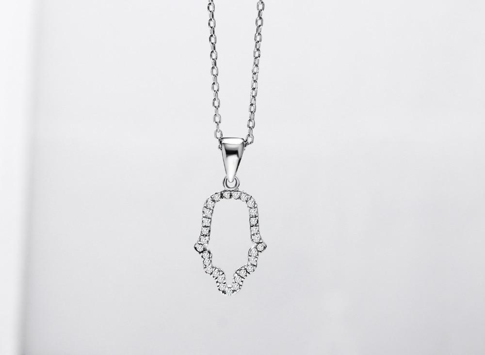 925 silver necklace (2)
